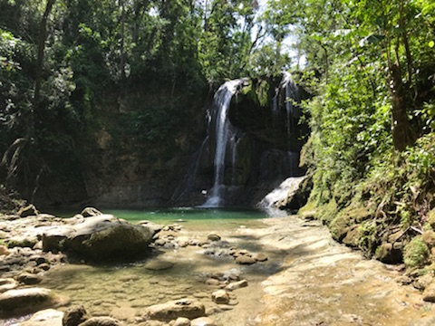 San Sebastian Waterfalls