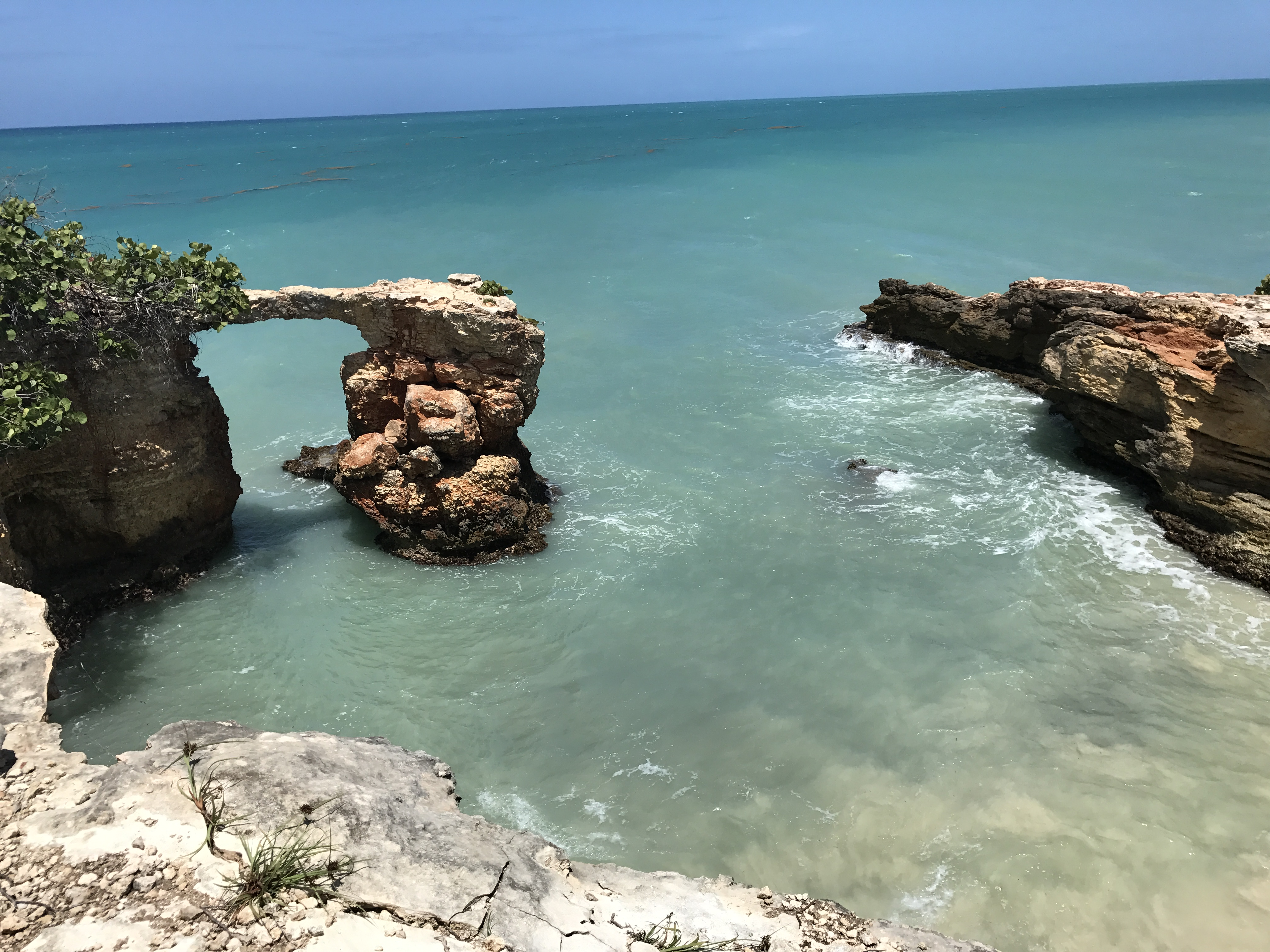 Cabo Rojo - Cliffs