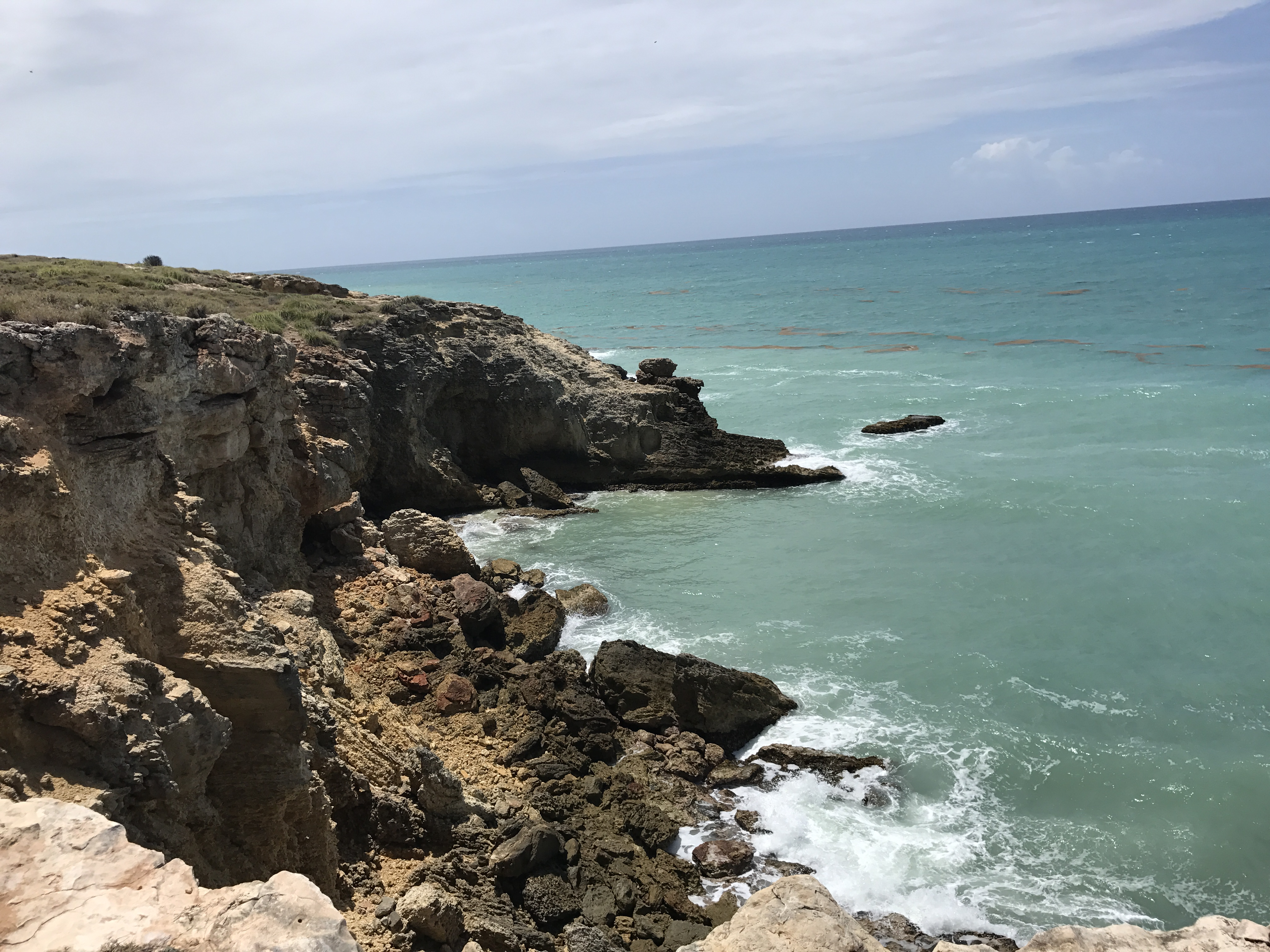 Cabo Rojo - Cliffs