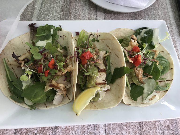 La Cambijja - Amazing Fish Tacos!!