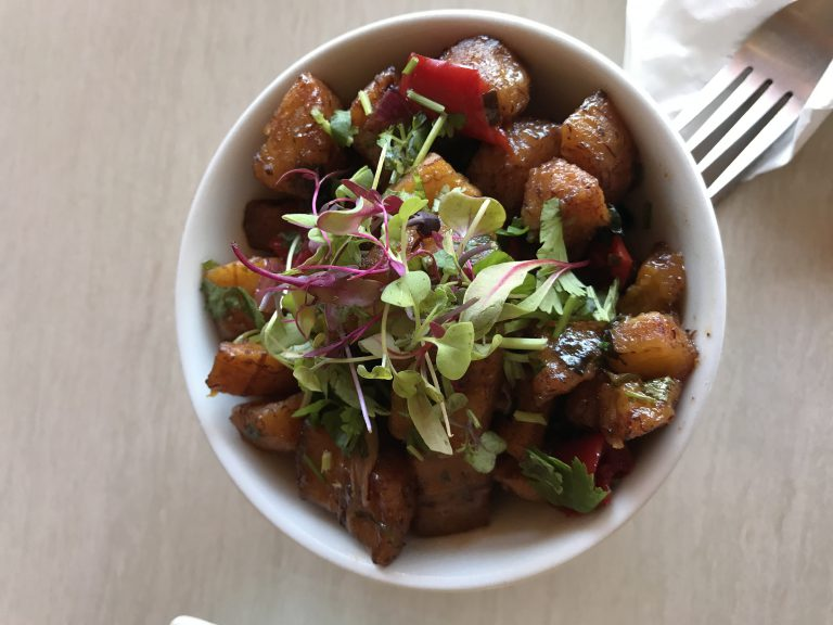 La Cambijja - Plantain salad