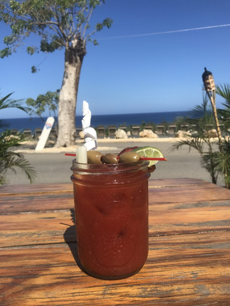 The Beach House - Great place for Bloody Mary's and beautiful sunsets!!