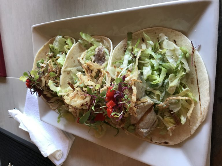 La Cambijja - More Amazing Fish Tacos!!
